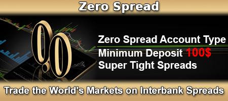 Zero Spread forex account